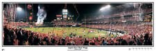 Anaheim Angels World Series Celebration Earn Their Wings Panoramic Poster 2022