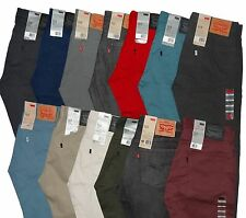 Levi's Men's 513 Slim Straight Fit Jeans *^*^^*Many Colors and Sizes*^*^^*