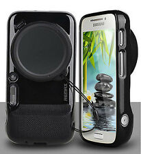 REMAX  Back Skin Case + Lens Cap Cover  Shell  for Samsung Galaxy S4 Zoom C101