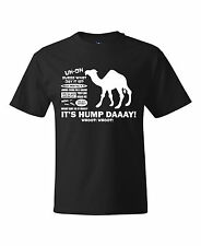 Hump Day Camel Commercial Parody Funny T Shirt Guess What Day It Is Shirt