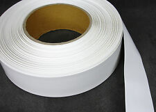 "140mm (5.5"") x 6mil WHITE Layflat Heat Shrink PVC, Battery Pack Wrap"