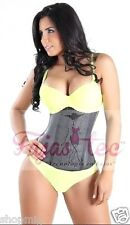 Waist Cincher Latex Girdle Corset Waist trainer Reduction Faja Classic shapewear