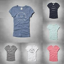 ABERCROMBIE KIDS GIRLS GRAPHIC T SHIRT  NEW WITH TAGS