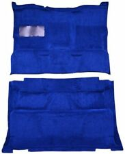 Carpet For 81-91 Chevy Pickup Truck, 4 Door Crew Cab 2 Wheel Drive, Automatic