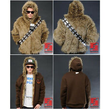 MARC ECKO STAR WARS Chewbacca Jacket Coat Reversible Four Wookie Chewy S