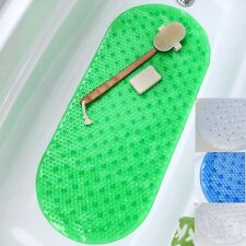 Baby Bubble Bath Tub & Shower Mat, Mildew & Mold Protection from Microban