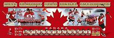 NHL Hockey Team Canada 2014 Winter Olympics Gold Medal Winner Photoramic #4001