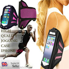 running jogging gym case cover pouch for iPhone 5 arm band Armband strap holder