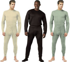 Rothco Military Gen III ECWCS Silk Weight Thermal Underwear Long Johns