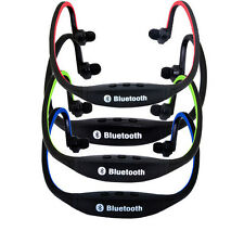 4 color Sport Wireless Bluetooth Earphone for Mobile Cell Phone Laptop PC Tablet