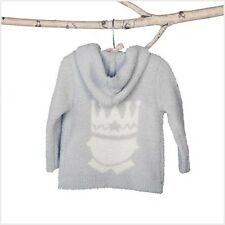 Barefoot Dreams Little Royals Infant Hoodie Prince