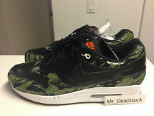 Nike Air Max 1 PRM x ATMOS Tiger Camo Sz 11 EXTREMELY RARE JAPAN RELEASE