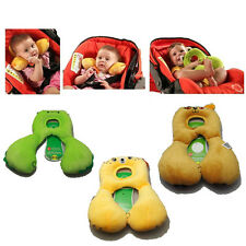 Baby Kid Head Neck Support Headrest Travel Car Seat Pillow Cushion Pad New