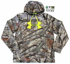 Under Armour CGI Infrared Scent Control Treestand Camo Hoodie