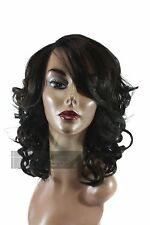 Smart Lace Part Body Wave Curly Style Heat Resistant Fiber CTS105 Wig