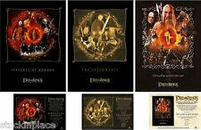 LORD OF THE RINGS Limited (1,000) Edition ORIGINAL LITHOGRAPHIC ART PRINTS