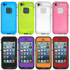 For iPhone 5 5S Shockproof Dirt Dust Snow Proof Waterproof Durable Case Cover