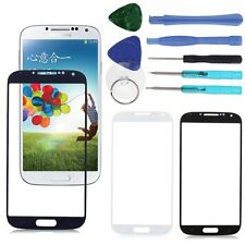 Front Screen Glass Lens Replacement For Samsung Galaxy S3 S4 S5 i9300 + 8 Tool
