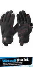 2013 Musto Defender Gloves LONG FINGER in Black AS0802