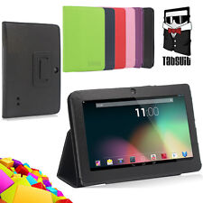 """PU Leather Case Stand Folio Cover for 7"""" iRulu A13/A23 TooSell Android Tablet"""