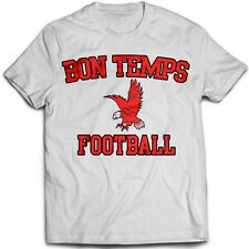 9008w bon temps T-shirt Blood vrai club de football équipe vampires zombie