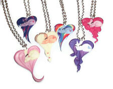 My Little Pony Friendship Is Magic Necklace, Heart Shape,1 Choose 1