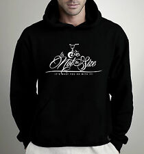 """MINI BMX HOODIE  """"IT'S NOT THE SIZE, ITS WHAT YOU DO WITH IT"""""""