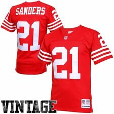 Mitchell & Ness San Francisco 49ers Deion Sanders TC Jersey