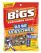 Old Bay Seasoning Catch of the Day Seasoned Bigs Sunflower Seeds Tasty, Salty