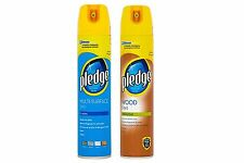 Pledge Furniture Spray Cleaner 2 Kinds 250 ML / Each