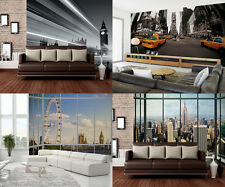 1Wall Cityscape Wallpaper Murals  Photo Wallpaper New York, London Next Day Del