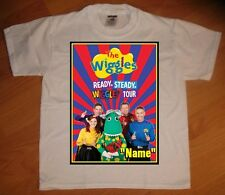 """""""The Wiggles 2014"""" Personalized T-Shirt - NEW"""