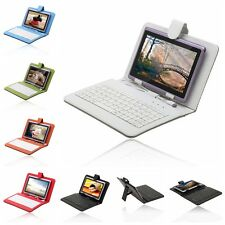 """iRulu 7"""" Multi-color 8GB/16GB Android 4.2 Dual Core Tablet w/ Gridding Keyboard"""