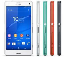 New Sony XPERIA Z3 Compact D5803 4.6'' 20.7MP 4G (FACTORY UNLOCKED) 16GB Phone
