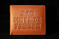 100% Leather Bad Mother Fu**er Wallet (3 colours) 'as seen in Pulp Fiction'