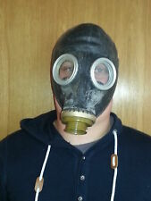 Gas Mask GP-5 (mask only), Soviet Russian, NEW, Vintage, BLACK