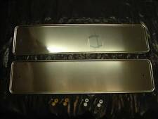 =Stainless Steel Number Plate Surrounds for WOLSELEY