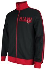 Miami Heat Adidas Originals NBA Performance Full Zip Track Jacket