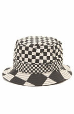 NEW Vans Checker Bucket Cap Hat