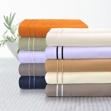 800 Thread Count 100% Egyptian Cotton Embroidered Sheet Set Bed Sheet Set