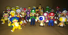 """Super Mario 5"""" (12cm) Figure Collection - Your Choice of 32 Characters - NEW"""