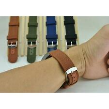 2014 Hot Durable Nylon Watch Strap Band Bands Military Army Wrist Watch 18-24mm