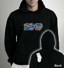 23-19 MONSTERS HOODIE. (INC, UNI, CDA, C.D.A. 2319, SULLY) NOT A DVD OR A TOY