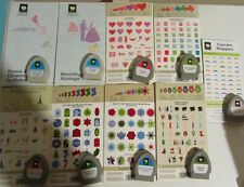 Lots of Cricut Cartridges to Choose from, Combined Shipping! Solutions