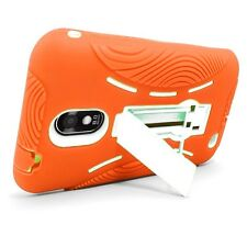 Hybrid Hard Soft Rugged Case Cover Kickstand For Samsung Galaxy SII / Galaxy S2