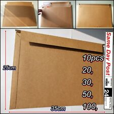strong cardboard envelope large 25cm x 35cm B4 best price, 10 , 20, 50, 100pcs