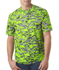 Badger Men's B-Core Digital Camo Tee T-Shirt  #4180