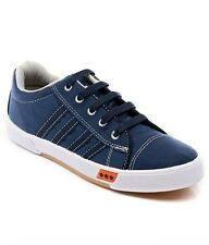 Mmojah Blue latest style casual shoes for men