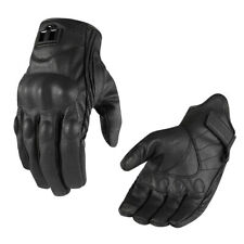 *FAST SHIPPING* ICON MENS PURSUIT TOUCHSCREEN MOTORCYCLE GLOVES