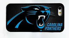 NEW CAROLINA PANTHERS NFL FOOTBALL CASE FOR iPHONE 6 6 PLUS 5 5S 5C 4 4S RUBBER